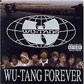 Wu-Tang Clan - Wu-Tang Forever (CD x 2, Parental Advisory, 2000)