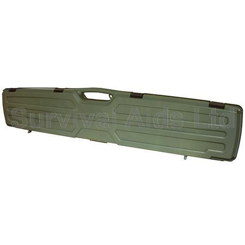 Ribbed Green Plano Single Rifle SE Series Case