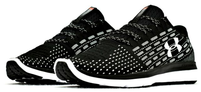 new styles dd96e 73fdb UA UNDER ARMOUR SLINGFLEX - New Men's Lifestyle Running Shoes Black Sneakers