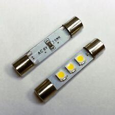 Led fuse lamp 8v for Marantz, Pioneer, Sansui, Kenwood, ... vintage receiver