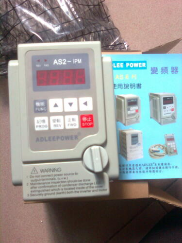 1PC NEW ADLEEPOWER inverter AS2-122 AS2-IPM 3HP 2.2KW 220V for industry use