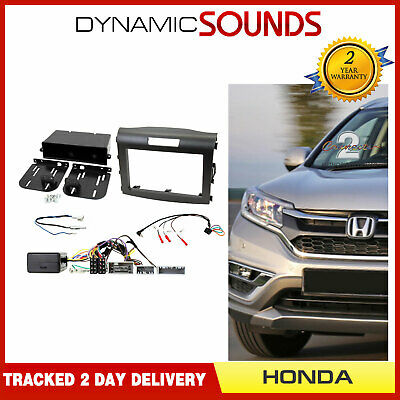 CTKHD07 Double Din Car Stereo Fascia Non Amplified Fitting Kit for Honda CR-V