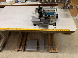 Industrial Overlock Siruba 474 3/4 Thread