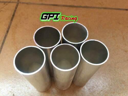 "6061 ALUMINUM TUBE PIPE ROUND 1.02/""OD x0.91/""IDx 12/"" x0.059/"" Wall //26x23x300MM"