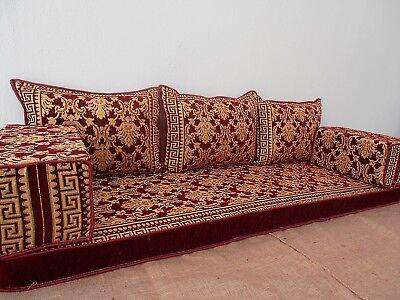 Enjoyable Arabic Seating Arabic Sofa Arabic Couch Floor Sofa Floor Seating Majlis Ma 63 Ebay Machost Co Dining Chair Design Ideas Machostcouk