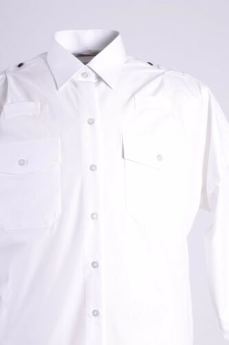 Men/'s H//S Security Shirt from Double Two 2964 A