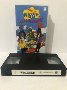 The-Wiggles-Wiggledance-VHS-Original-Cast