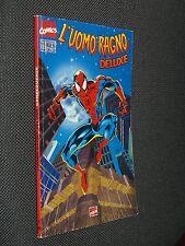 "L'UOMO RAGNO DELUXE N.11 - MARVEL COMICS - BUONO ""N"""