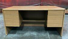 Hon Wooden 5 Drawer Office Desk Model 10772 Color Hh 60w X 30 Deep X 30h
