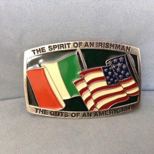 Vintage 80's THE SPIRIT OF AN IRISHMAN THE GUTS O… - image 1