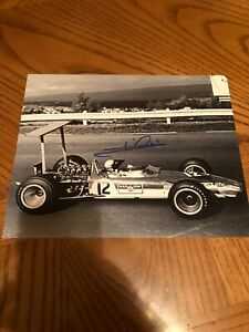 MARIO ANDRETTI SIGNED AUTOGRAPHED 8X10 PHOTO 1978 FORMULA ONE CHAMPION 1