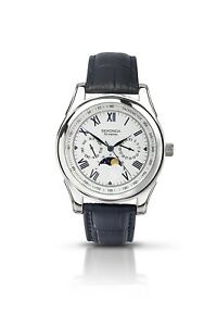 Sekonda-Mens-Blue-Leather-Strap-Watch-With-Moon-Phase-3504-RRP-69-99