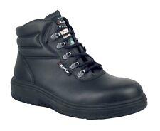 New Men's Cofra new asphalt safety boots black  12 W
