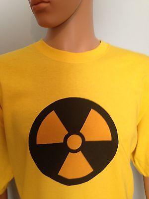 Radiazioni nucleari radioattivi KIDS T-SHIRT