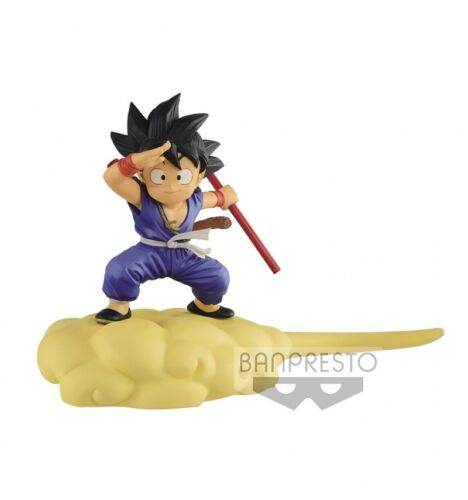 Son Goku Ninja sur Nuage Magique Banpresto Dragonball
