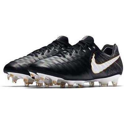 brand new c13ba cade0 ... where can i buy nike tiempo legend vii fg 897752 002 black white mens  soccer cleats