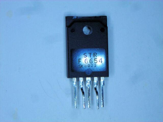 STRF6654 Sanken regulator Sony 8-749-013-75 Ships from USA