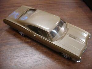 1967 Chevrolet SS427 Impala Promo model - Gold