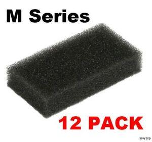 Respironics-REMstar-M-Series-CPAP-BIPAP-SleepEasy-Foam-Filters-12-Pack
