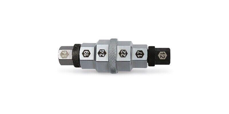 Beta Tools 3075     cm Verschiedene Größen Sechskant für Rad Pins 12-24mm 5d6586