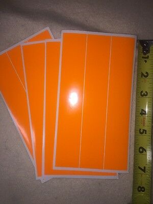 Arrow Wraps 1 3//16 X 7 Orange Package Of 12