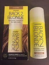 Everpro Back 2 Blonde Temporary Instant Spray Away Dark Or Gray Roots
