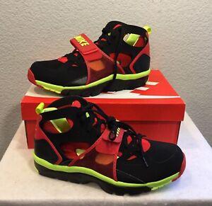 Nike Air Huarache Trainer Shoes~Black