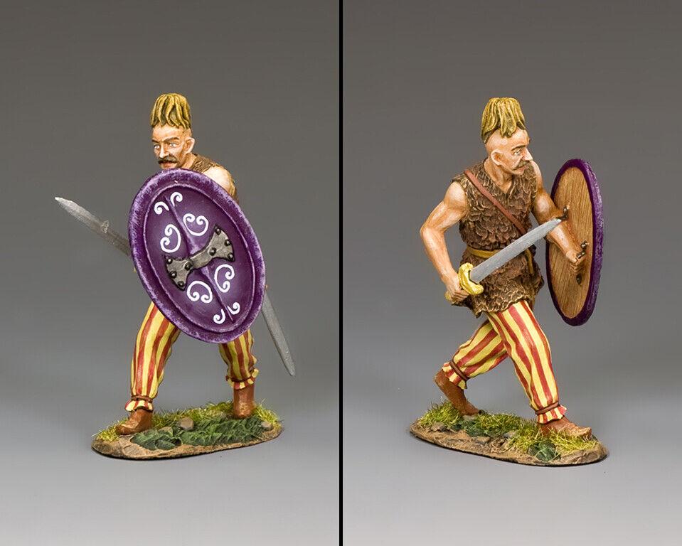 KING OCH LAND ROMAN EMPUR RNB017 ADVANCING BARBARIAN VARRIOR MIB