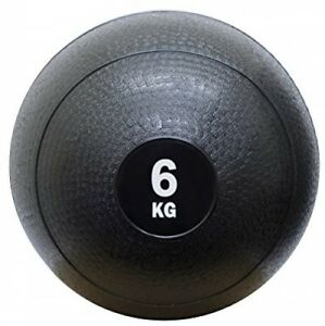 60e39edea Komodo Heavy Duty No Bounce Slam Ball From 6kg Gym Fitness Exercise Workout