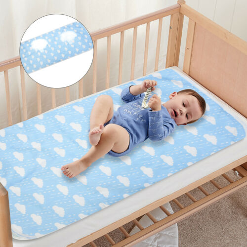 Portable Baby Diaper Changing Pad Waterproof Reusable MultiFunction Washable Mat
