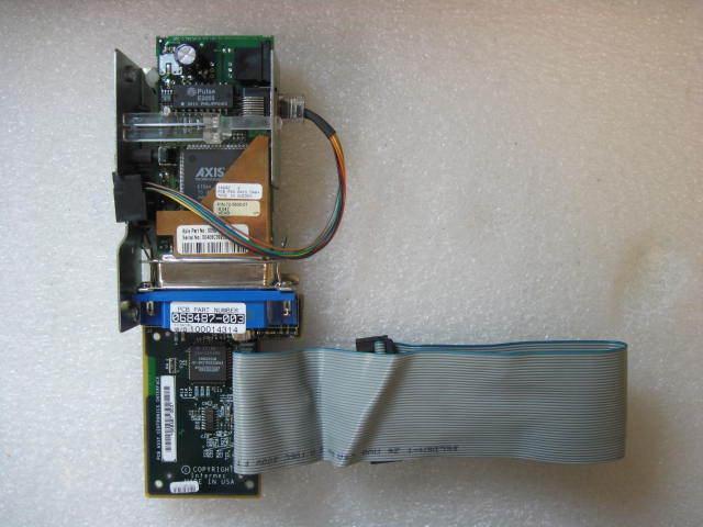 INTERMEC Ethernet ASM w  Parallel 068832-001 069228-001