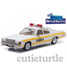 Greenlight Blues Brothers 1977 Dodge Royal Monaco Illinois Police Car 1:43 86424