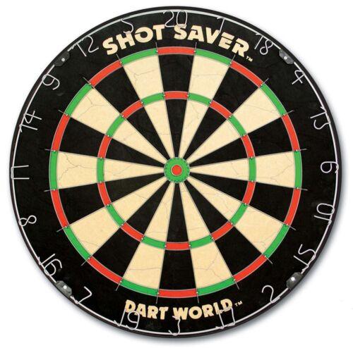 SHOT SAVER BRISTLE DARTBOARD 83752