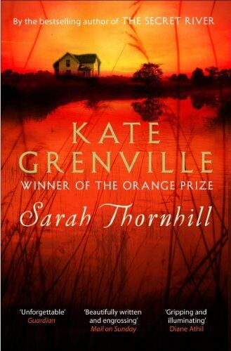 1 of 1 - Sarah Thornhill by Grenville, Kate 0857862561 The Cheap Fast Free Post