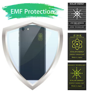 Details about Cell Phone Anti-radiation Chip Shield EMF Protection EMR  Scalar Energy Sticker