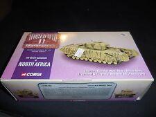 Corgi World War II Collection British Army Tank North Africa 2003