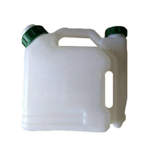 Petrol Oil Trimmer Chainsaw 2 Stroke Fuel Mixing Bottle Gas Storage Container