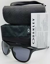 e4fd63ed09 NEW Oakley Reverie sunglasses Polished Black Grey GENUINE 9362-01 Women NIB  9362