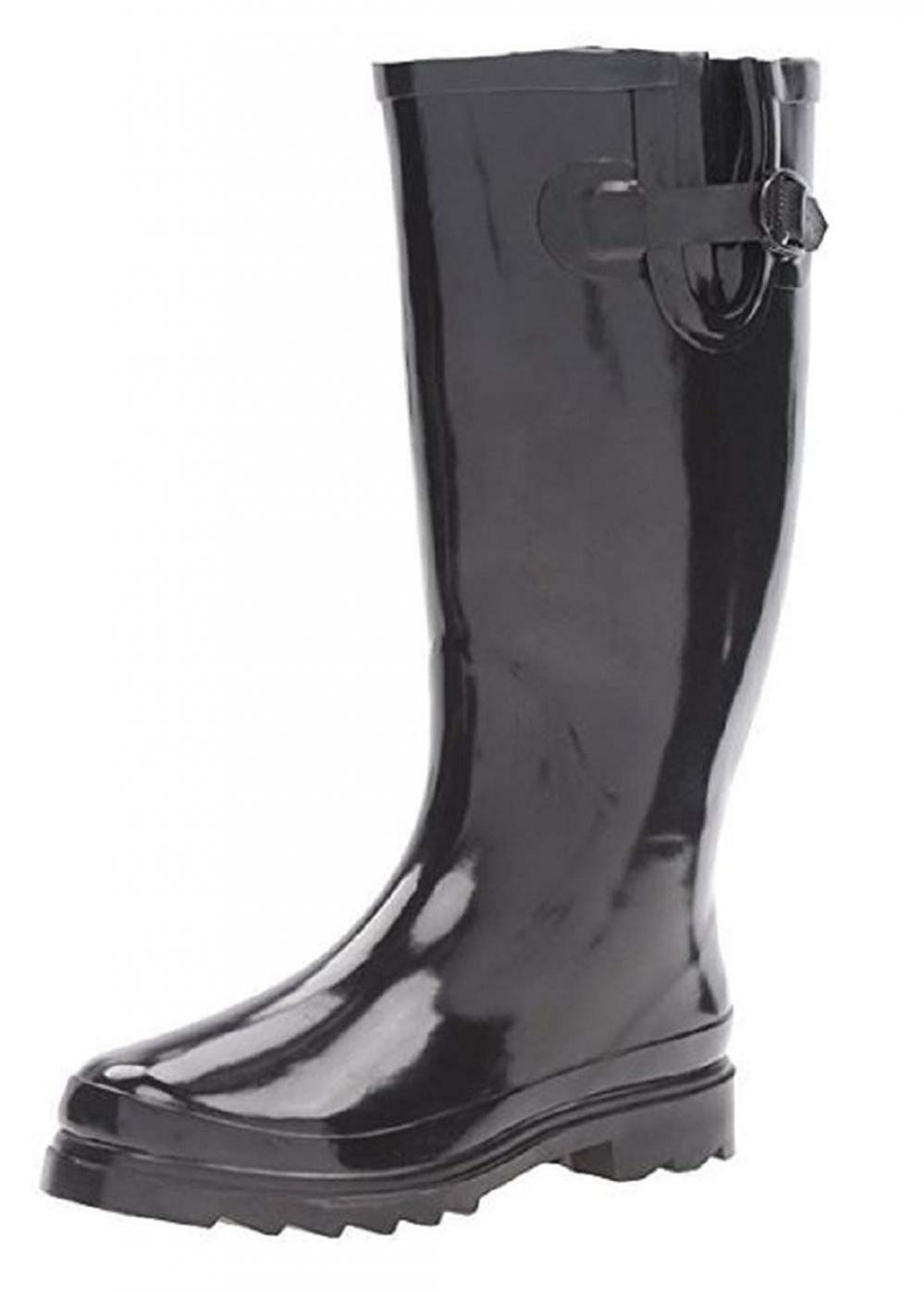 chaussures8teen chaussures 18 femmes Classic Rain démarrage