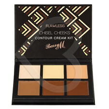 Barry M Chisel Cheeks Contour Cream Kit Highlighting Contouring Palette