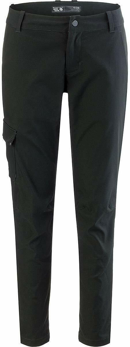 Mountain Hardwear Women's Canyon Pro Pants Stealth Black 6