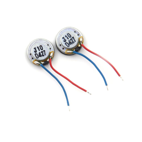 5x Micro Stereo Woofer Loudspeaker Horn Bluetooth Audio Speaker 8Ohm 1W PT