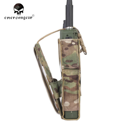 Emersongear PRC148//152 Tactical Radio Pouch Airsoft Combat Molle Radio Pouch