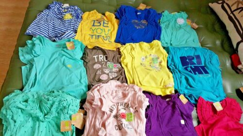 Tops NWT Shorts Pants Skirts Wholesale Lot of 100 Piece  Girls Clothing
