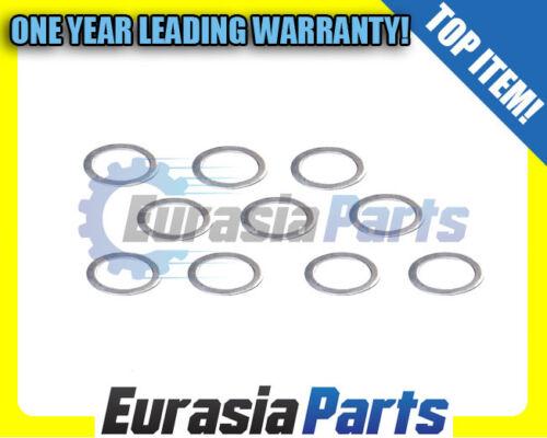 Aluminum Oil Drain Plug Seal 10 Pack For Subaru DL GF GL GL-10 #94109-20000