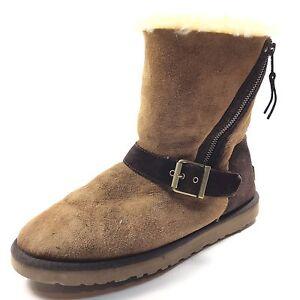 ugg australia blaise short zip boots