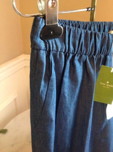 Kate 2 taglia Nwt Be Blue Spade 716453794013 Darkest chambray Daring in Pantaloni TwxCqO