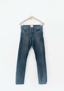 McGuire-Women-039-s-Jeans-Cotton-Gray-Skinny-Stretch-Size-28