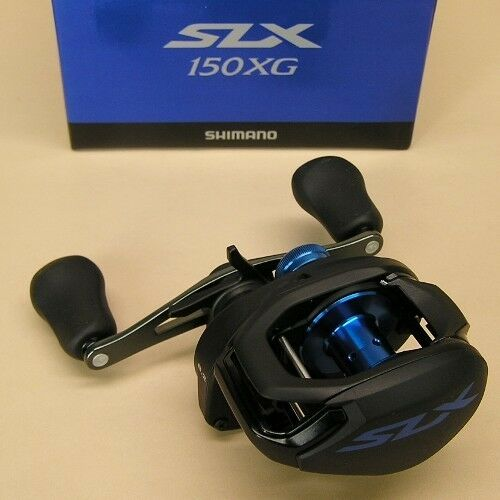 Shimano SLX 150XG Niedrig Reel Profile Baitcast Reel Niedrig 8.2:1 Right Hand Model SLX150XG 3dee6c