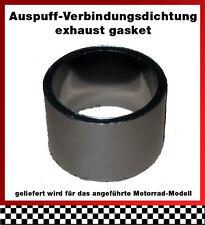 Auspuff-Verbindung-Dichtung D-Pos Yamaha XT 500 (1U6/4E5) - Bj. alle